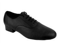 Style 919101 Black Leather - Women's Dance Shoes | Blue Moon Ballroom Dance Supply