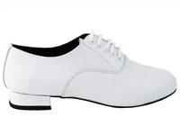 Style 919101 White Leather - Women's Dance Shoes | Blue Moon Ballroom Dance Supply