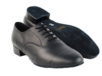 Style 919101W Black Leather - Women's Dance Shoes | Blue Moon Ballroom Dance Supply