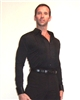Style AD-MT42 Bodyshirt with Stone Buttons