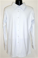 Style AD-MW10 White Stretch Shirt