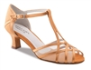 Style AK 526-60 Bronze Satin - Anna Kern Dance Shoes | Blue Moon Ballroom Dance Supply