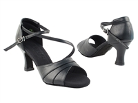 Style C1659 Black Vegan - Ladies Dance Shoes | Blue Moon Ballroom Dance Supply