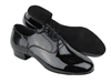 Style C919101 Black Patent - Men's Dance Shoes | Blue Moon Ballroom Dance Supply