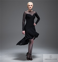 Style LBD Katarina Short Dress - Women's Dancewear | Blue Moon Ballroom Dance Supply