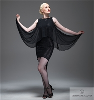Style LBD Layla Short Dress - Women's Dancewear | Blue Moon Ballroom Dance Supply