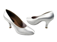 Style CD5027M White Satin - Ladies Dance Shoes | Blue Moon Ballroom Dance Supply