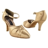 Style CD6007 Tan Satin - Ladies Dance Shoes | Blue Moon Ballroom Dance Supply