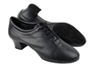 Style CD9316 Black Leather - Women's Dance Shoes | Blue Moon Ballroom Dance Supply