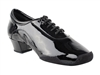 Style CD9320 Black Patent Leather - Men's Dance Shoes | Blue Moon Ballroom Dance Supply