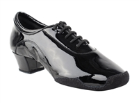 Style CD9320 Black Patent Leather - Women's Dance Shoes | Blue Moon Ballroom Dance Supply