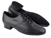 Style CD9411 Black Leather - Women's Dance Shoes | Blue Moon Ballroom Dance Supply