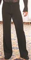 Style MP1 Simple Latin Pant - Men's Dancewear | Blue Moon Ballroom Dance Supply