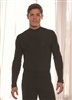Style MS6 Simple Shirt Turtleneck - Men's Dancewear | Blue Moon Ballroom Dance Supply