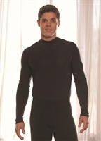 Style MS6 Simple Shirt Turtleneck