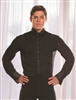 Style MS8 Ruffled Tuxedo Shirt w/Trunks - Men's Dancewear | Blue Moon Ballroom Dance Supply