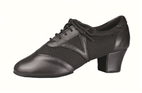 Style DA Savannah Leather and Mesh Training Shoe - Shoes | Blue Moon Ballroom Dance Supply
