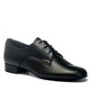 Style IDS Gibson Black Calf - Men's Dance Shoes | Blue Moon Ballroom Dance Supply
