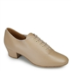 Style IDS Heather Beige Calf Full Sole - Women's Dance Shoes | Blue Moon Ballroom Dance Supply