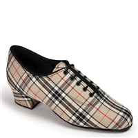 Style IDS Heather Beige Check Full Sole