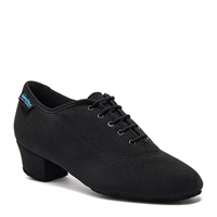 Style IDS Heather Black Lycra Split Sole - Women's Dance Shoes | Blue Moon Ballroom Dance Supply