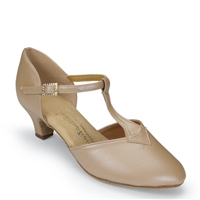 Style IDS Karen Beige - Women's Dance Shoes | Blue Moon Ballroom Dance Supply