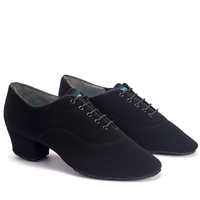 Style IDS Rumba Black Calf - Men's Dance Shoes | Blue Moon Ballroom Dance Supply