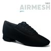 Style IDS Tango Black Airmesh - Men's Dance Shoes | Blue Moon Ballroom Dance Supply