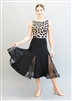 Style Annalisa Ballroom Skirt Black | Blue Moon Ballroom Dance Supply