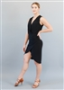 Style Gabriella Short Dress Black - Women's Dancewear | Blue Moon Ballroom Dance Supply