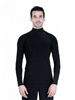 Style Ivan Black Turtleneck - Men's Dancewear | Blue Moon Ballroom Dance Supply