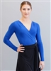 Style London Bodysuit Cobalt Top - Dancewear | Blue Moon Ballroom Dance Supply