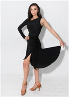 Style Nora Dress Black | Blue Moon Ballroom Dance Supply