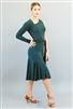 Style Nora Dress Forest Green