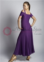 Style NS 10MWy002 Purple Dress