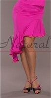 Style NS L08006 Rose Latin Skirt