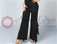 Style NS K08003 Split Leg Pant - Women's Dancewear  | Blue Moon Ballroom Dance Supply