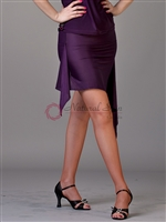 Style NS LS08 Purple Skirt