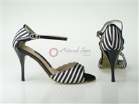Style NS Safari Black & White Stripe