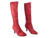 Style PP205 Red Light Leather Boot - Dance Footwear | Blue Moon Ballroom Dance Supply