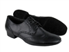 Style PP301 Black Leather - Women's Dance Shoes | Blue Moon Ballroom Dance Supply