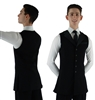 Style William Full Length Mens Dance Vest - Men's Dancewear | Blue Moon Ballroom Dance Supply
