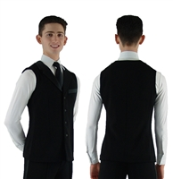 Style James Medium Length Mens Dance Vest