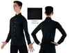 Style Erik Mens Practicewear Dance Shirt - Men's Dancewear | Blue Moon Ballroom Dance Supply