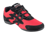 Style VFSN012 Low Profile Red Dance Sneaker
