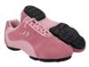 Style VFSN016 Low Profile Pink Dance Sneaker - Unisex Dance Shoes | Blue Moon Ballroom Dance Supply