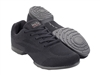 Style VFSN020 Black Mesh Split Sole Dance Sneaker - Unisex Dance Shoes | Blue Moon Ballroom Dance Supply
