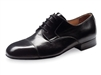 Style WK 28011 XXL Mens Black Leather Shoe | Blue Moon Ballroom Dance Supply