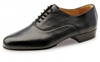 Style WK 28036 Black Leather - Men's Dance Shoes | Blue Moon Ballroom Dance Supply