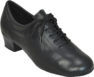 Style Comfort Leather Practice - Unisex Dance Shoes | Blue Moon Ballroom Dance Supply